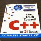 Sams Teach Yourselft C++ with CD