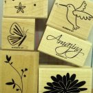 Stampin Up Pretty Amazing