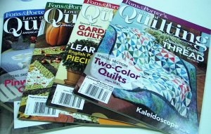 Fon's & Porter Love of Quilting