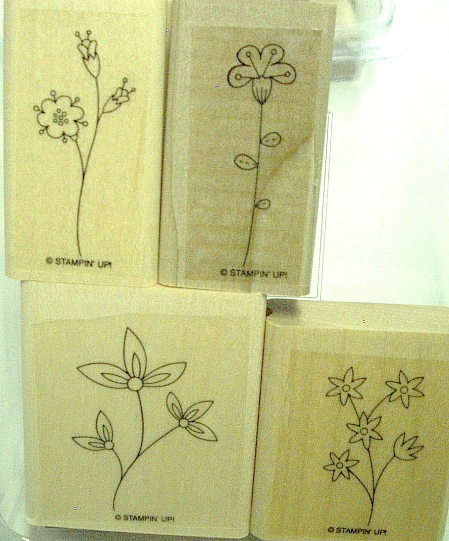 Stampin' UP! Sweet Stems
