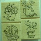Stampin' Up! A Flower for All Seasons