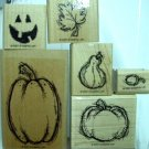 Stampin' Up! Autumn Harvest