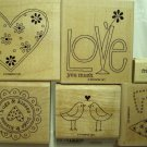 Stampin' Up! Love You Much