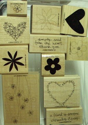 Stampin' Up! Simply Said
