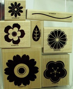 Stampin' Up! Petal Pizzazz