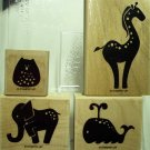 Stampin' Up! Animal Stories