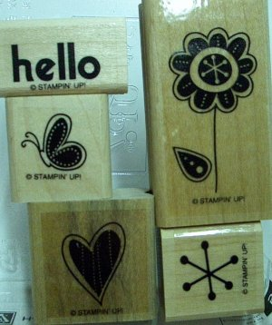 Stampin' Up! Hello Again