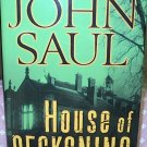 John Saul - House of Reckoning