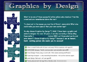 eBay Custom Designed Auction Template for auctions & store items
