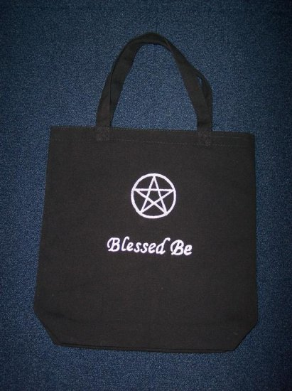 Blessed Be Tote Bag