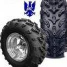 "SWAMP LITE 25"" TIRE SET FRONT & REAR"