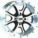 "25"" MUDLITE AT & ITP SS108 TIRE & WHEEL KIT POLARIS"