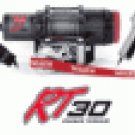 WARN RT 30 WINCH & HONDA 350 RANCHER 00-06 MOUNT KIT