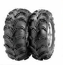 "25"" MUDLITE XL & ITP SS108 BLACK TIRE & WHEEL KIT"