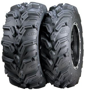 "25"" MUDLITE XTR & ITP SS108 TIRE & WHEEL KIT"