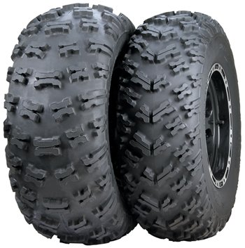 "25"" ITP HOLESHOT ATR & ITP SS108 TIRE & WHEEL KIT"