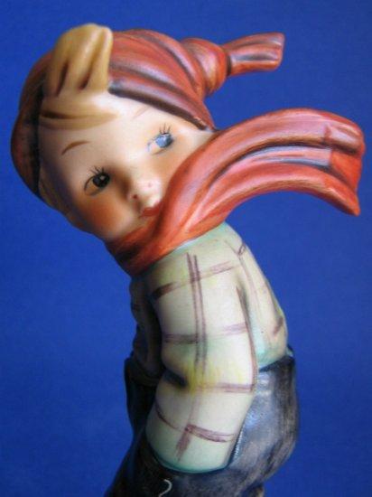 Hummel figurine MARCH WINDS HUM 43 early TMK3