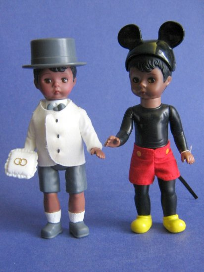 Madame Alexander McDonalds Ring Bearer & Mousketeer