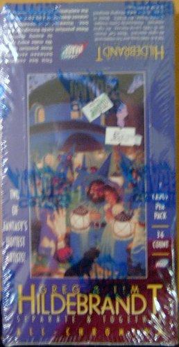 "Greg & Tim Hildebrandt ""Separate & Together"" All-Chromium Mint Box 1995"
