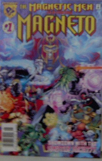 Amalgam: The Magnetic Men Featuring Magneto #1