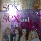 Sex and the City Season DVDs 1 , 3 , 4 , 5 , 6pt 1 and 6pt 2
