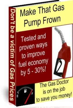 Make that Gas Pump Frown - eBook Guide to Saving Gas