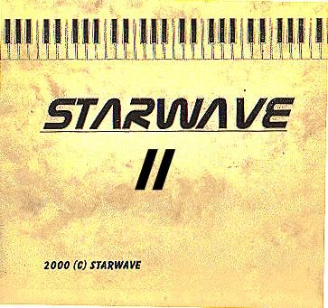 STARWAVE II - zipped mp3 CD by Starwave band