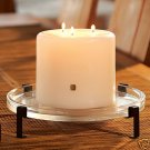 "Vanilla Peach 3-Wick 6"" x 5"" 50% OFF SALE $17"