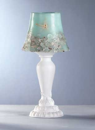 Sea Treasures Candle Lamp