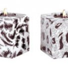 Safari Cube Candle Set