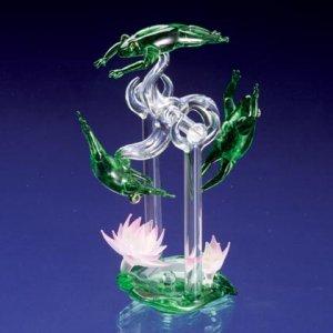 Glass Frog Swing