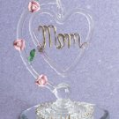 "Hanging ""Mom"" Heart"