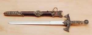 King Authur's Sword
