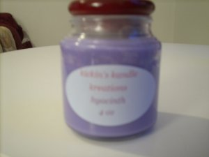 Hyacinth Soy Candle