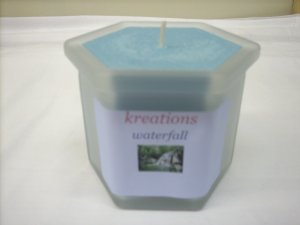 Waterfall  Soy Candle 7 oz
