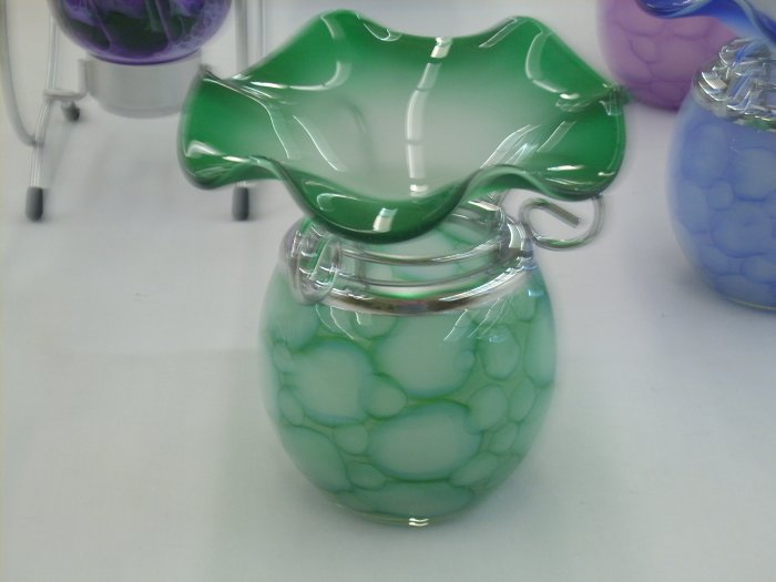 Green Tea Light Oil Warmer