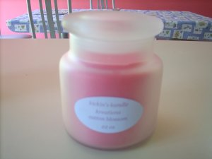 Soy Candle Cotton Blossom