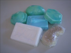 white glycerin  Soap