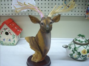 Fiber Optic Deer