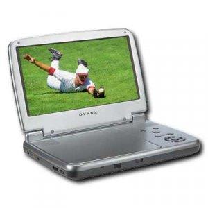 """Dynex 9"""" Portable DVD Player (DX-PDVD9A)"""
