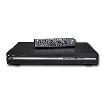 Sony 1080p DVD Recorder With DivX (RDRGX350)