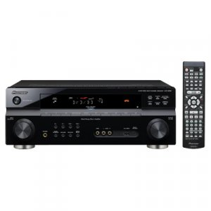 Pioneer 5.1 Channel HDMI Repeating A/V Receiver (VSX-918V-K)