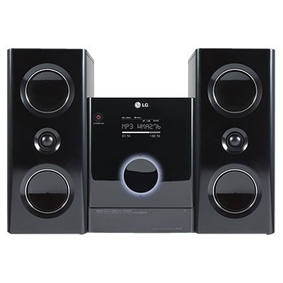 LG DVD MicroSystem With iPod Dock (FB163)