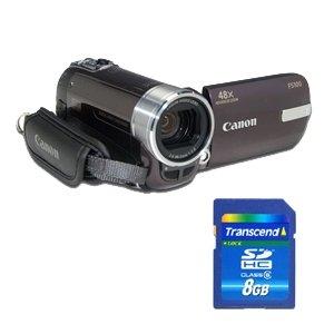 Canon FS100 Flash Memory Camcorder