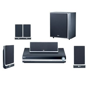 LG LHT754 Home Theater System