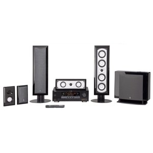 Yamaha YHT-790BL Home Theater System