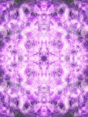 Violet Flame Reiki - Long Distance - Two Weeks 100 Minutes