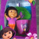 DORA THE EXPLORER GREAT SMILE TOOTHBRUSH AND CUP SET BRAND NEW IN BOX