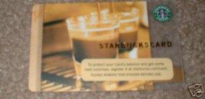 $25 Starbucks gift Card