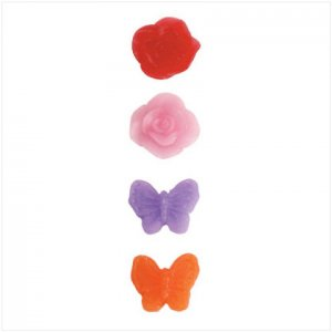 Butterfly Rose Scented Wax Chips